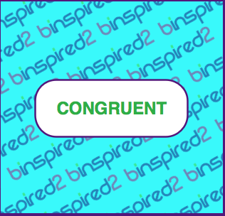 Post image for CONGRUENT