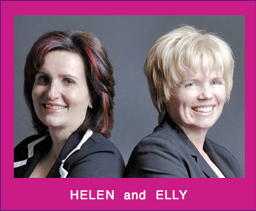 Helen and Elly from B Inspired 2