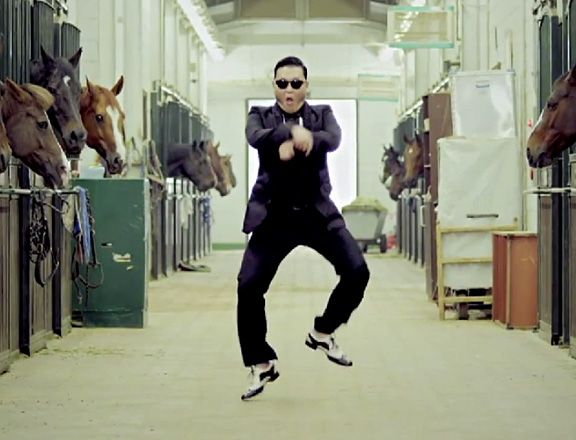 Post image for Release Your Inner Child – Gangnam Style