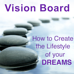 Lifestyle Vision Board Book