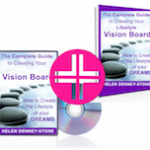 Vision Board Book & DVD Package