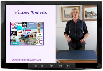 How To Create A Vision Board DVD